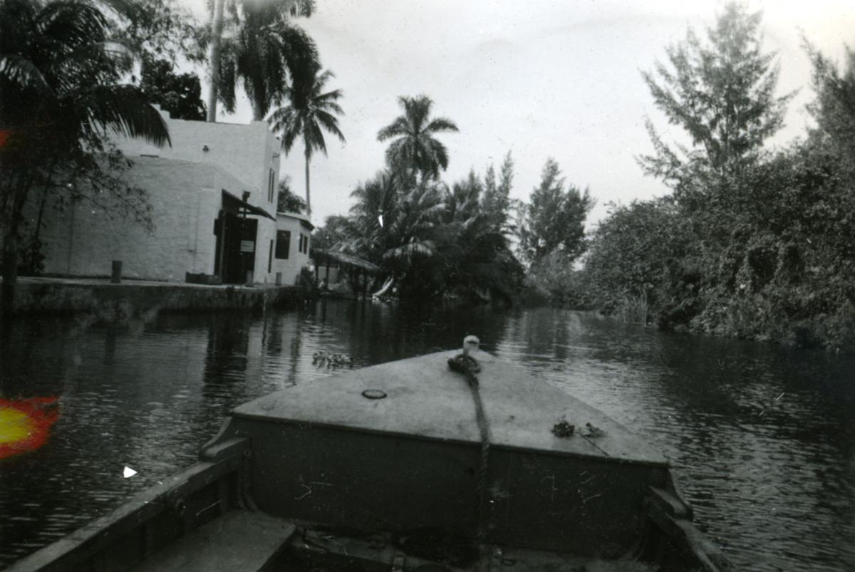 Album Ubåtjager King Haakon VII 1942-1946 Forskjellige bilder. Miami.