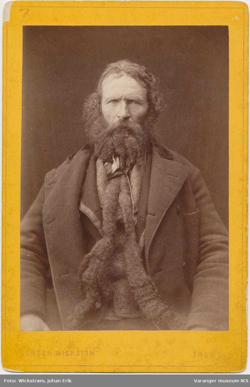 Portrett, Ludvig Fredriksen