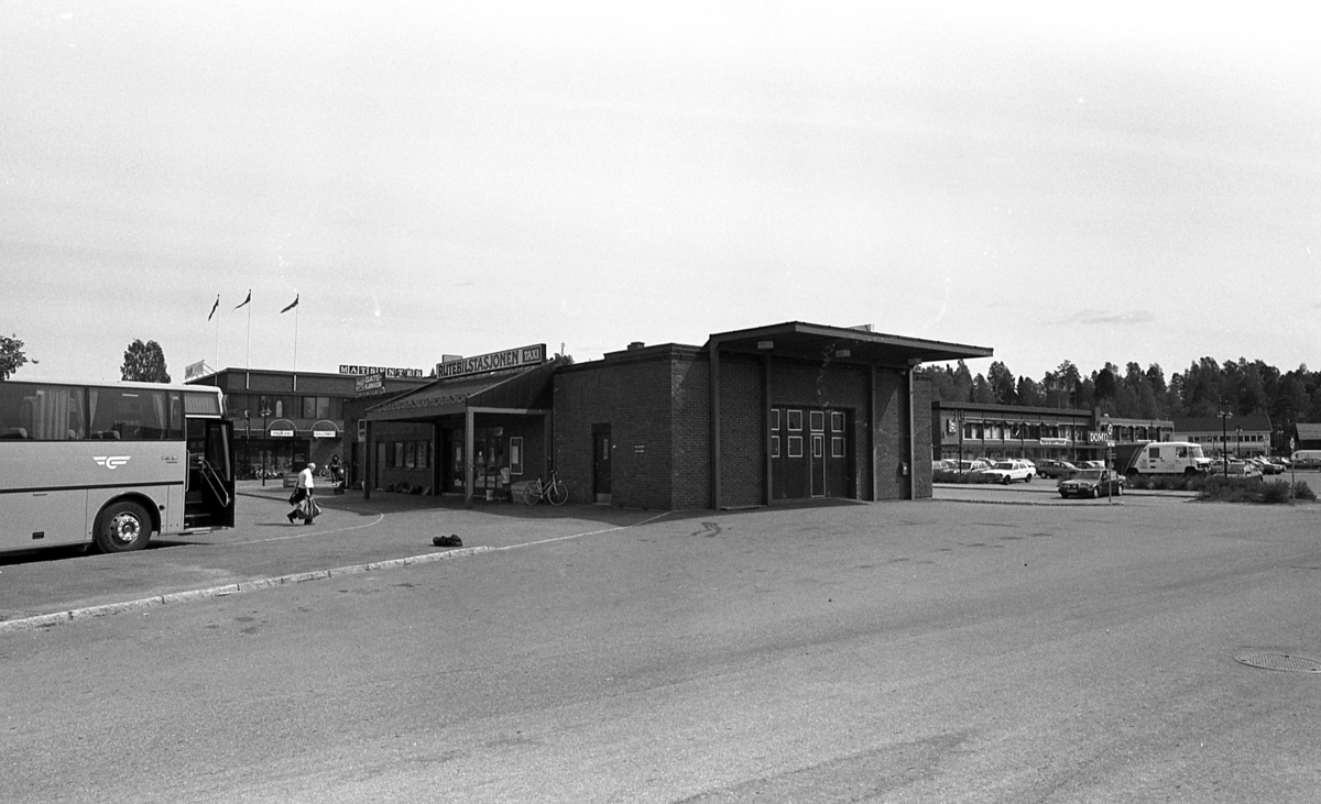 Fra Torget (Torvet) Rutebilstasjon
