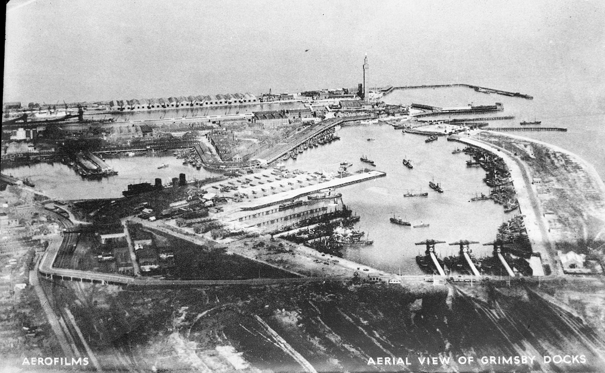 Grimsby havn
