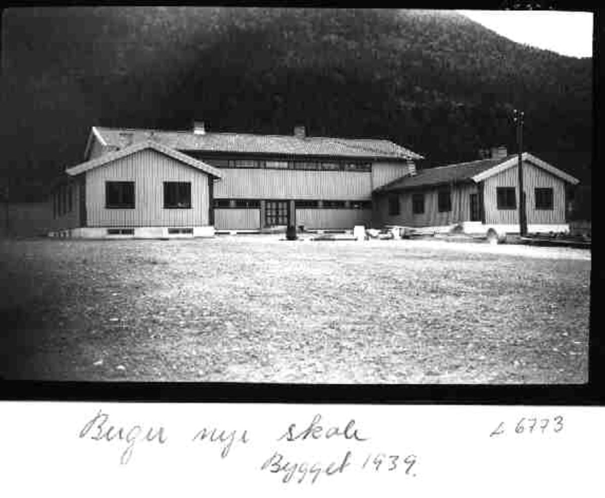 Berger nye skole, Rendalen