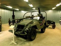 Pansarvärnsterrängbil 9031