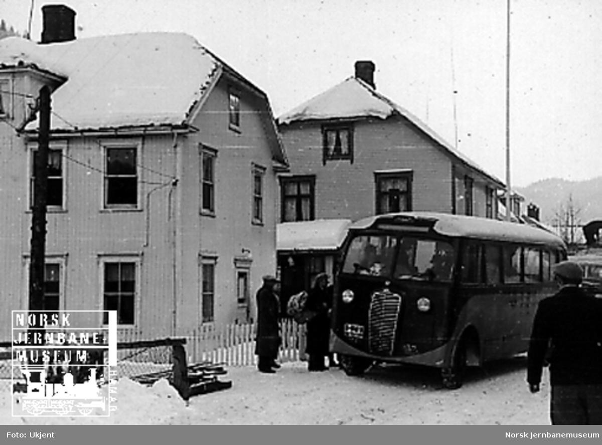 Rognes busstasjon
