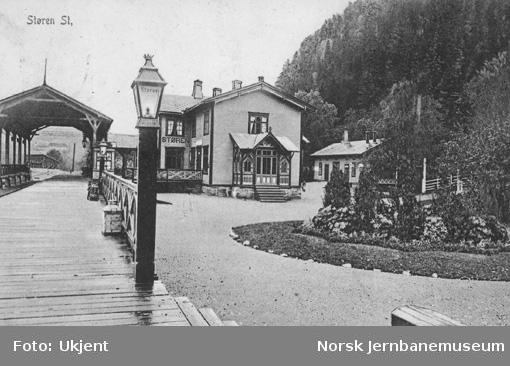Støren stasjon