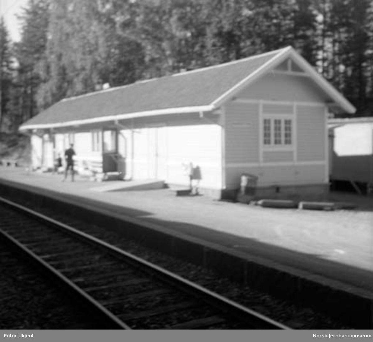 Harestua stasjon