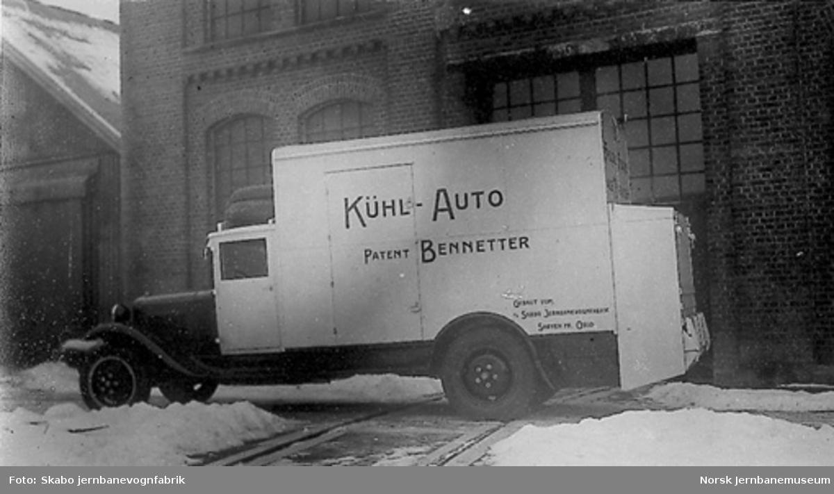 Kjølebil system Bennetter