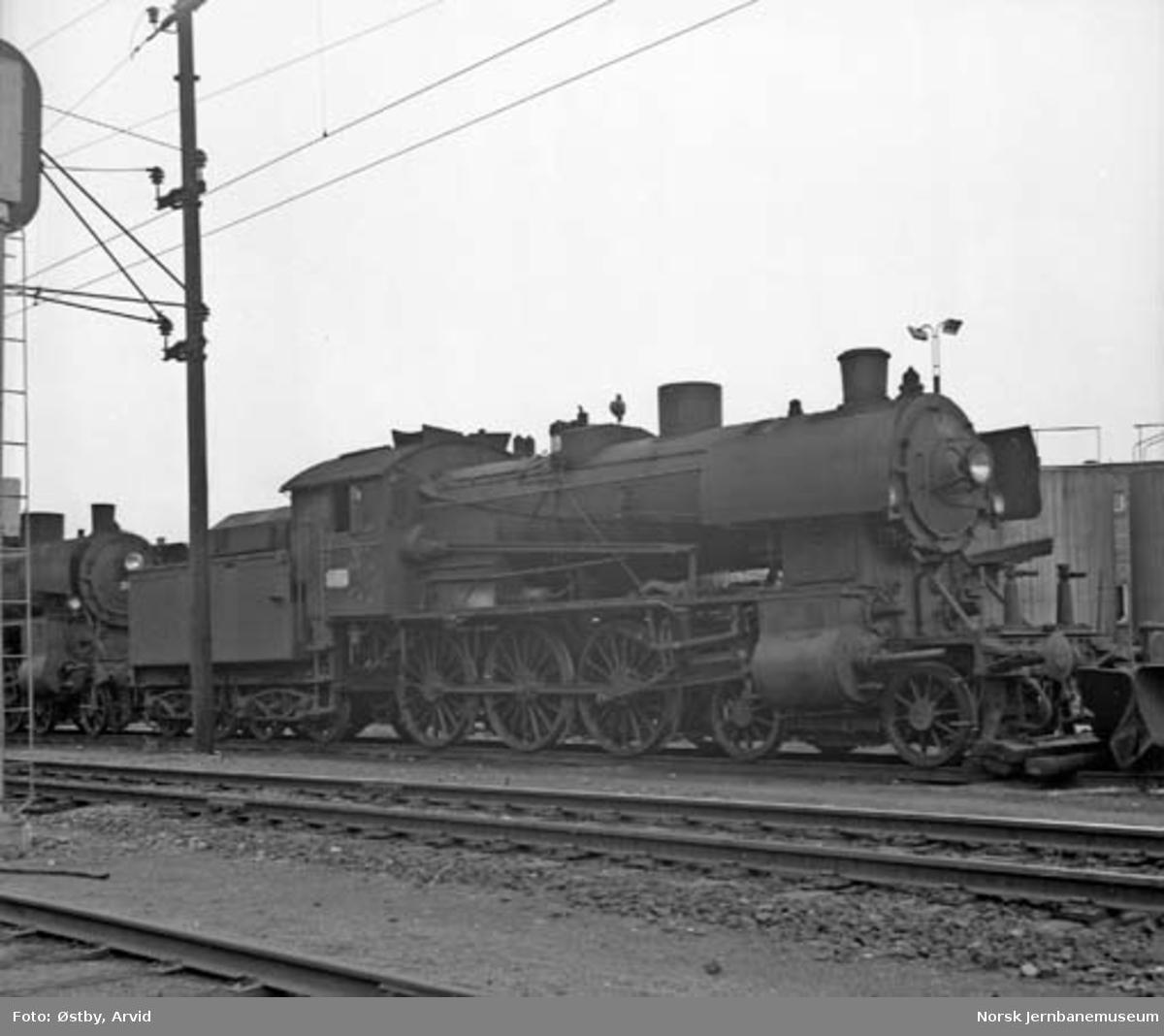 Damplokomotiv type 30c nr. 469