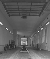 NSB Bilruter Trondheims nye anlegg på Cecilienborg