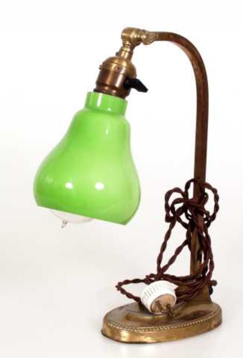 Oppdatert Lampe - Norsk Folkemuseum / DigitaltMuseum QG-12