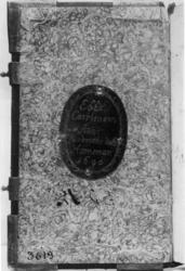 Bokbind: J. M. Dilherrn, Veyen til Saligheden