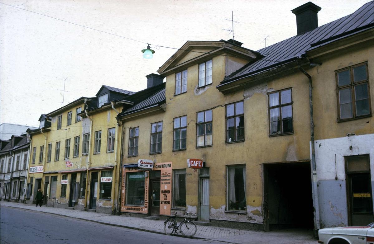 Stadsbebyggelse i Uppsala