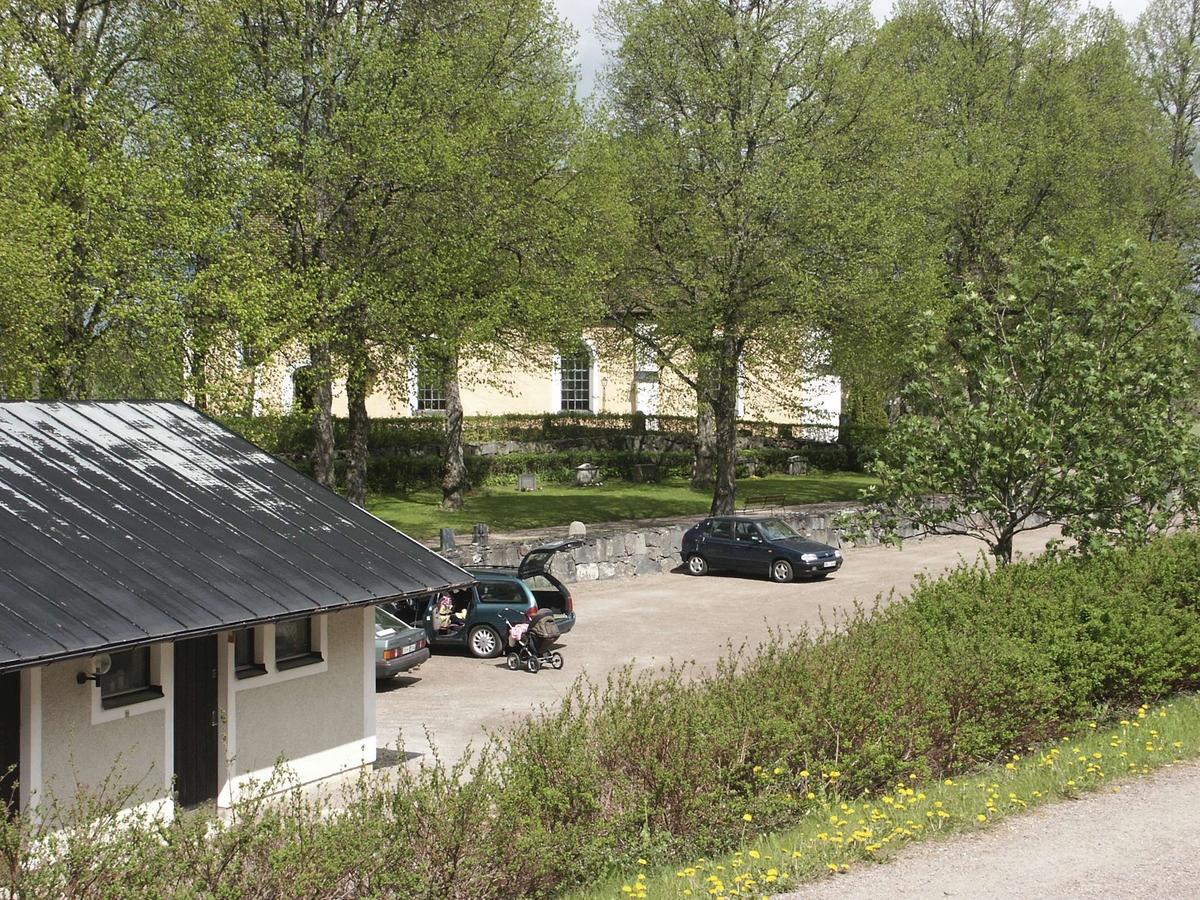 Kyrkomiljö vid Almunge kyrka, Almunge socken, Uppland