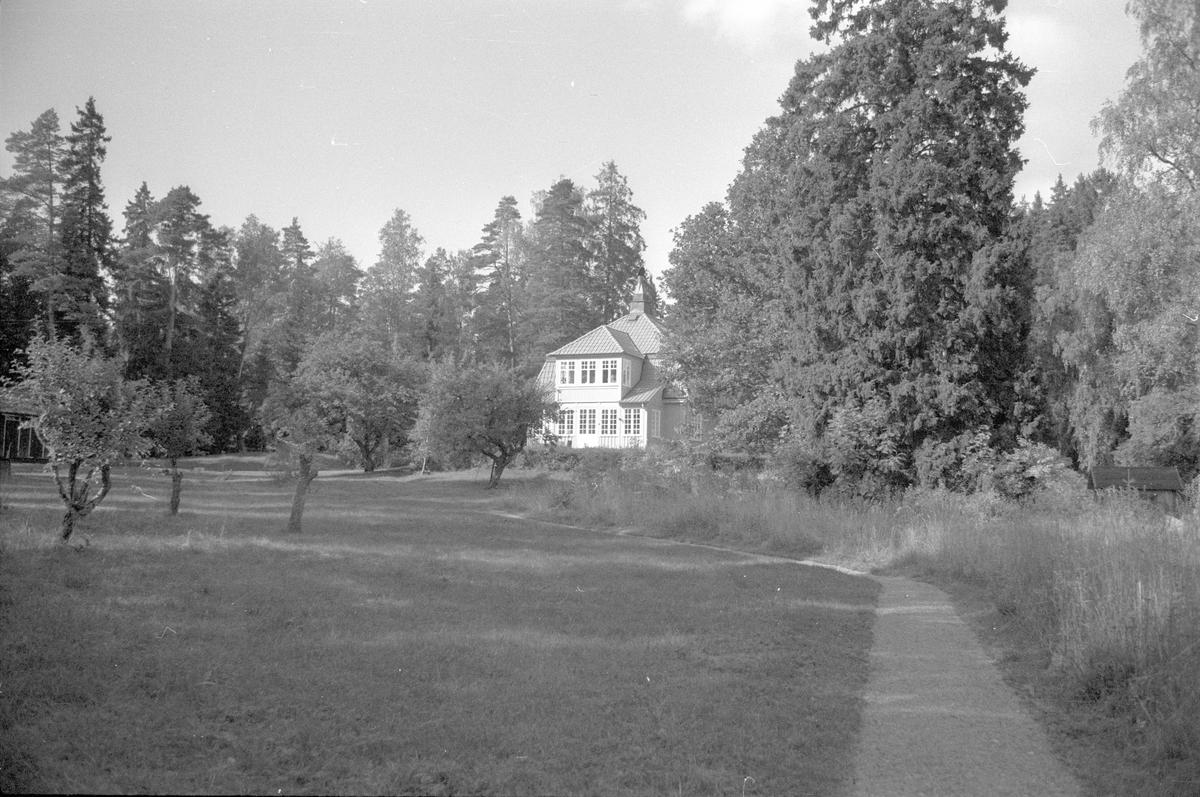 Bostadshus, Furuvik, Marielund, Funbo socken, Uppland 1982