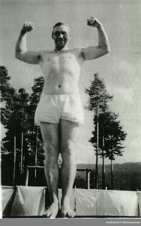 Kulestøter Johan Jacobsen