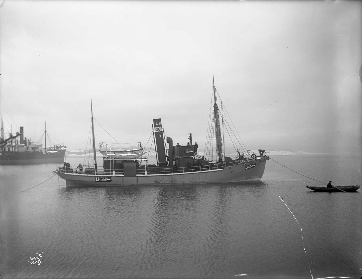 Vaila (b. 1907, Akers Mekaniske Verksted, Christiania), hvalfanger
