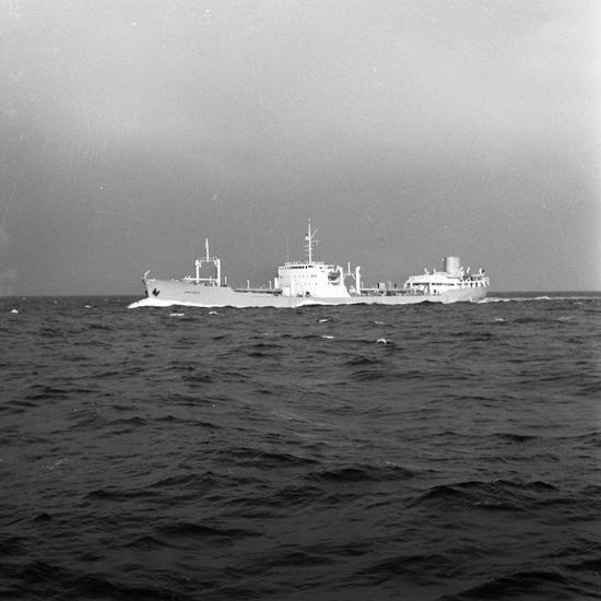 Fartyg 165 M/T Margareta.