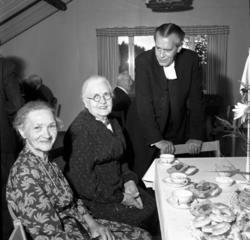 Kaffekalas i Forshälla 1958