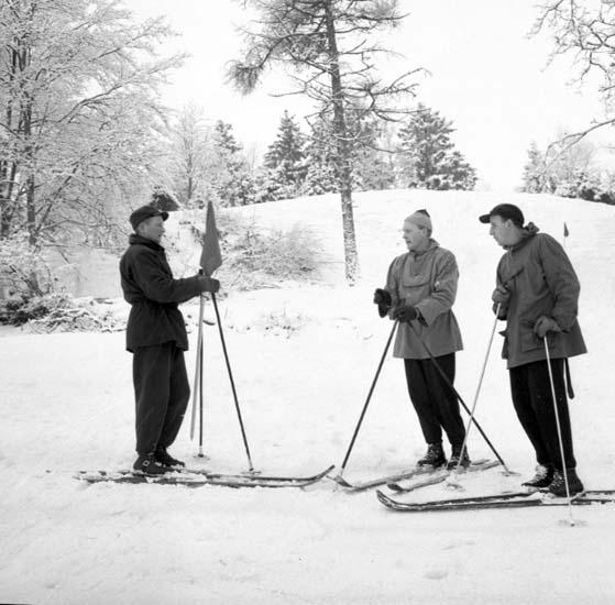 """Enligt notering: """"Slalombacke Kasen 18/1 -59""""."""