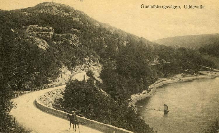 Gustafsbergsvägen. Uddevalla.