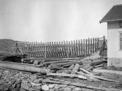 """Enligt text som medföljde bilden: """"Marstrand. Båten MD 181 F"""