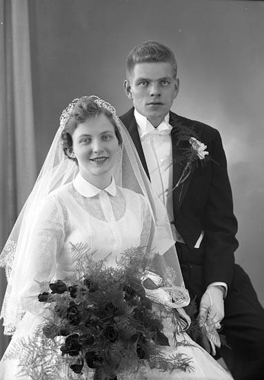 "Enligt fotografens journal nr 9 1958-: ""Johansson, Herr Leif Apleröd, Stora Höga""."