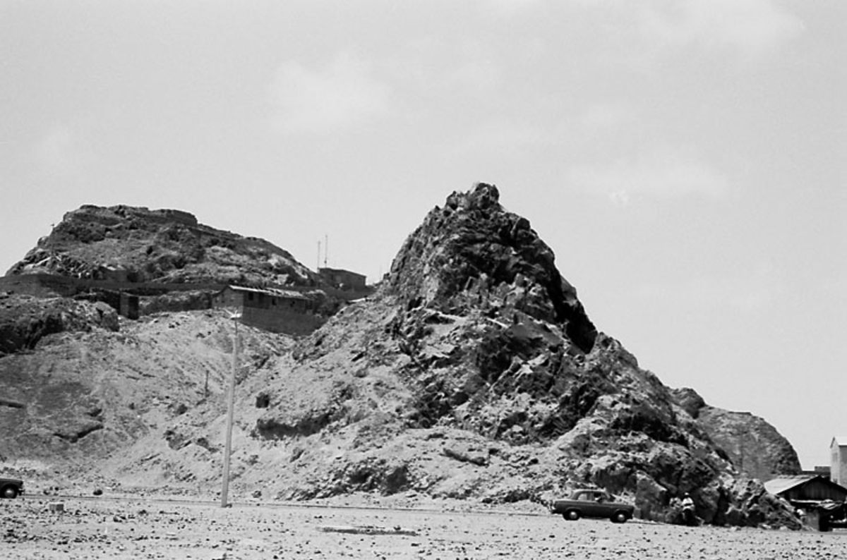 Afrikaresa, Aden linjedop. 36 bilder i serie.