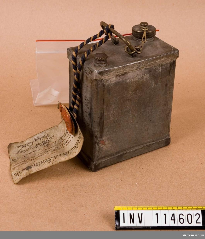 Oljeflaska m/1903