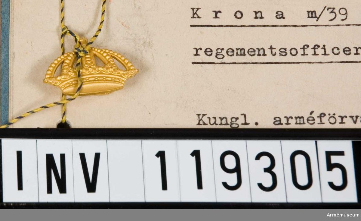 Krona m/1939