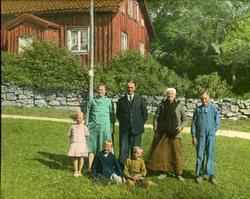 Slåtthagen på Skaftö.