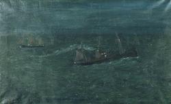 Engelskt i Bohuslän [Målning]