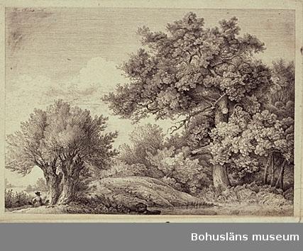 Ur handskrivna katalogen 1957-1958: Fem gravyrer Landskapsbilder av Holbein, Schoenberger, Manglard, Fucho(?) m fl. H. fr. 17 till 35 cm. Br. fr. 25 till 43 cm. Ej inramade.  Lappkatalog: