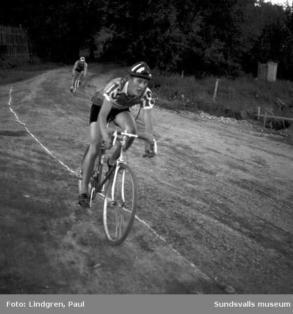 TT-loppet på cykel.