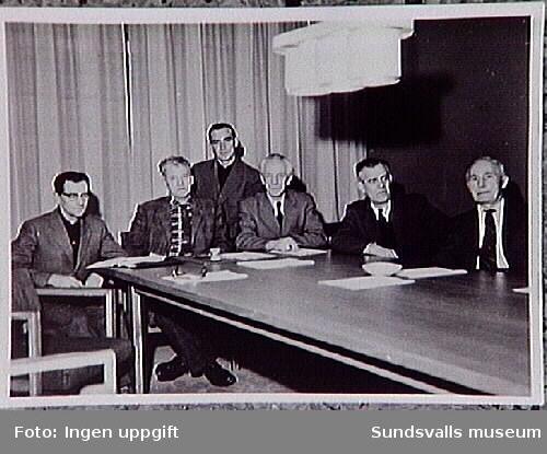Manfred Magnusson, nr 2 från vänster.