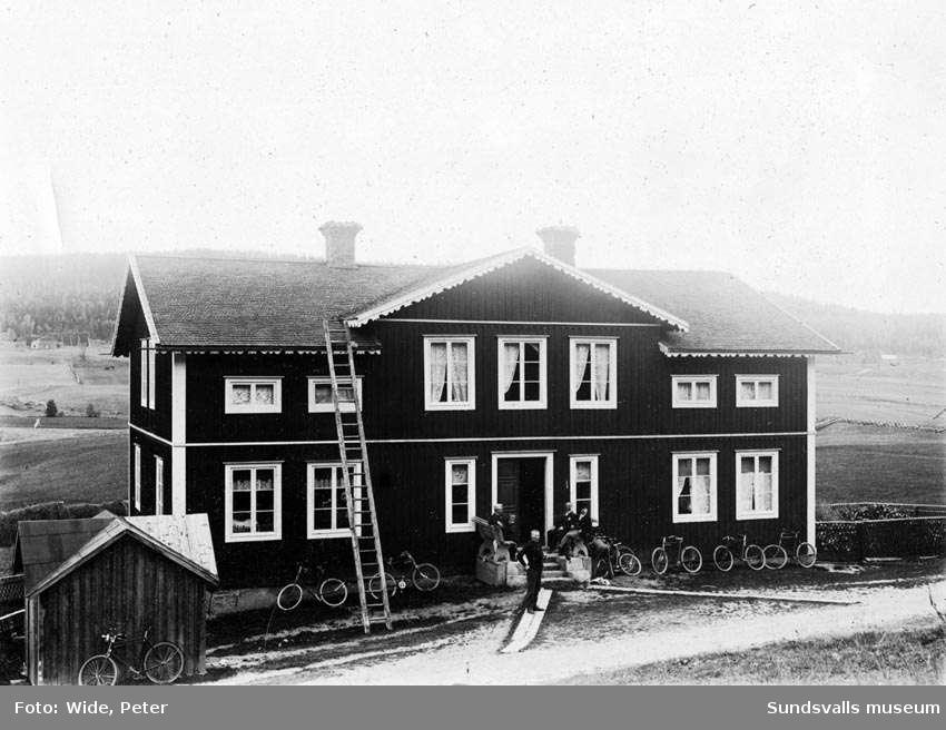 Gård i Rösåsen i Sättna.