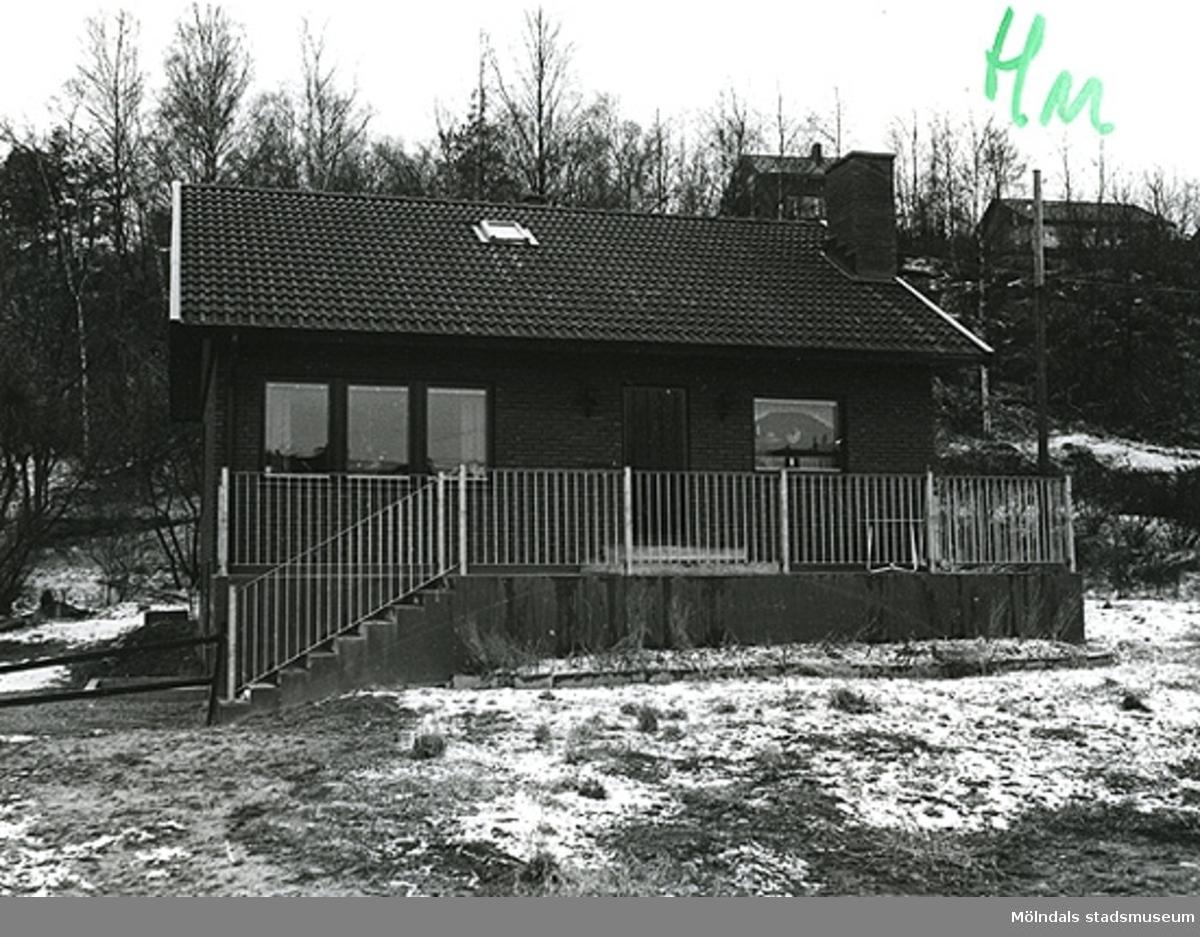 Bostadshus i Toltorpsdalen, Mölndal.