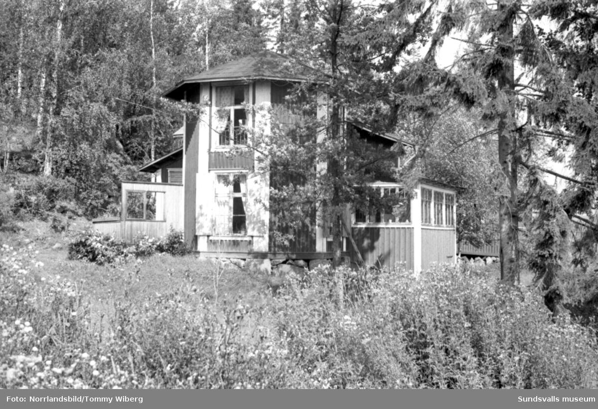 Petersvik, en orörd idyll i fabrikssamhället (odaterad).