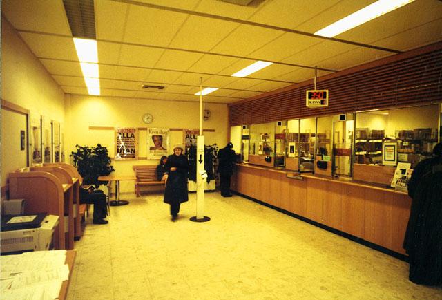 Postkontoret 172 02 Sundbyberg Dragonplan 7