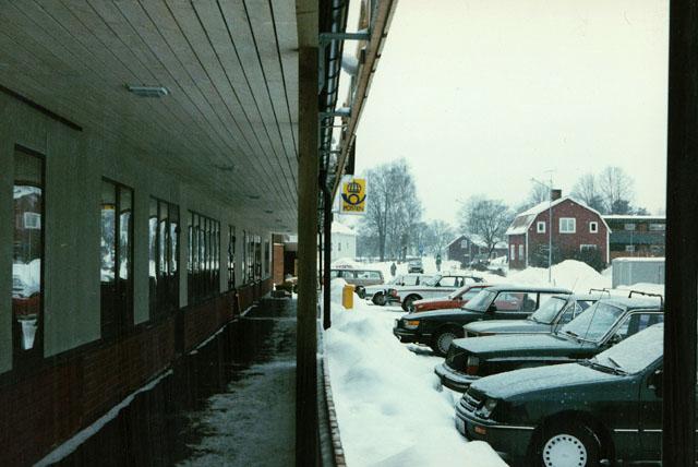 Postkontoret 740 41 Morgongåva Ramsjövägen 8