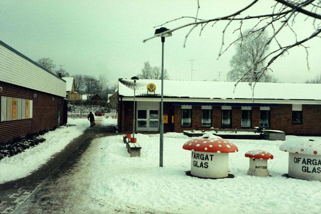 Postkontoret 280 20 Bjärnum Södra Vägen 5