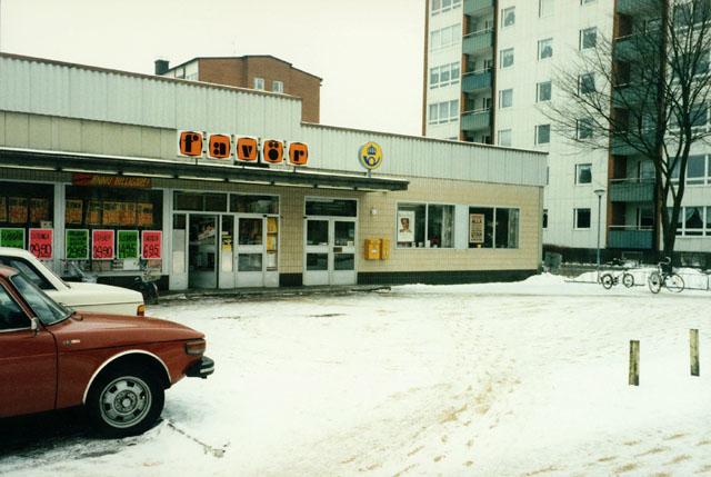 Postkontoret 281 04 Hässleholm Drottninggatan 3A