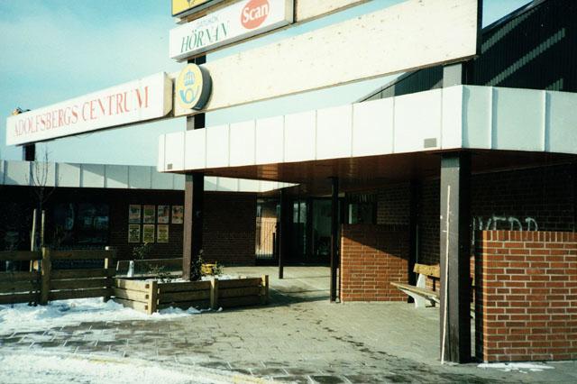Postkontoret 250 14 Helsingborg Södra Hunnetorpsvägen 56