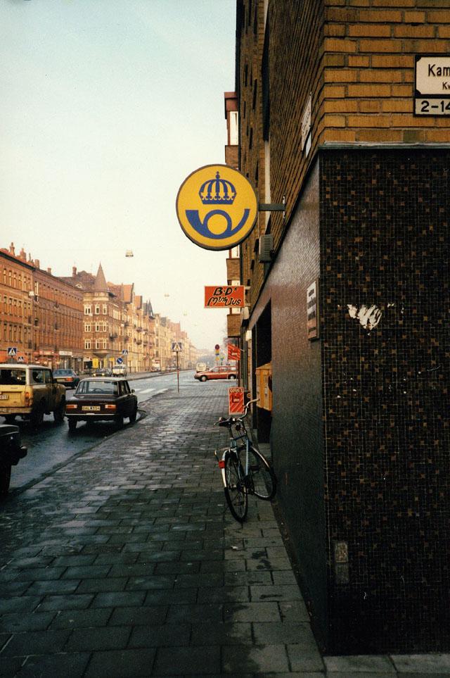 Postkontoret 200 12 Malmö Föreningsgatan 38