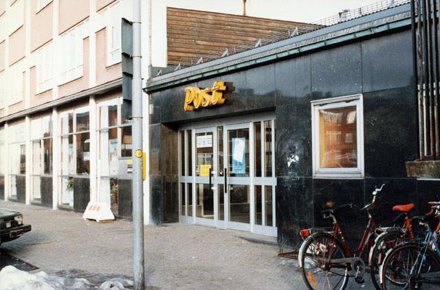 Postkontoret 432 02 Varberg Kungsgatan 9