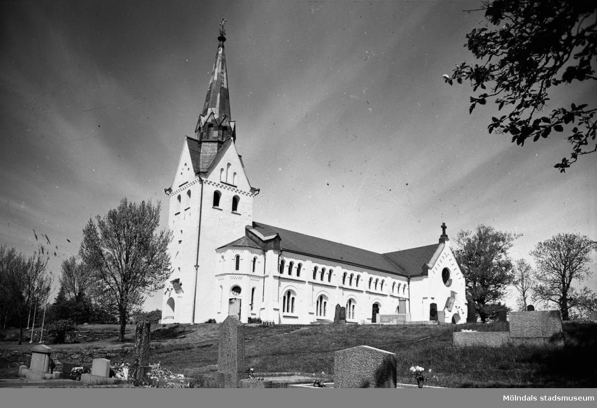 Lindome kyrka.