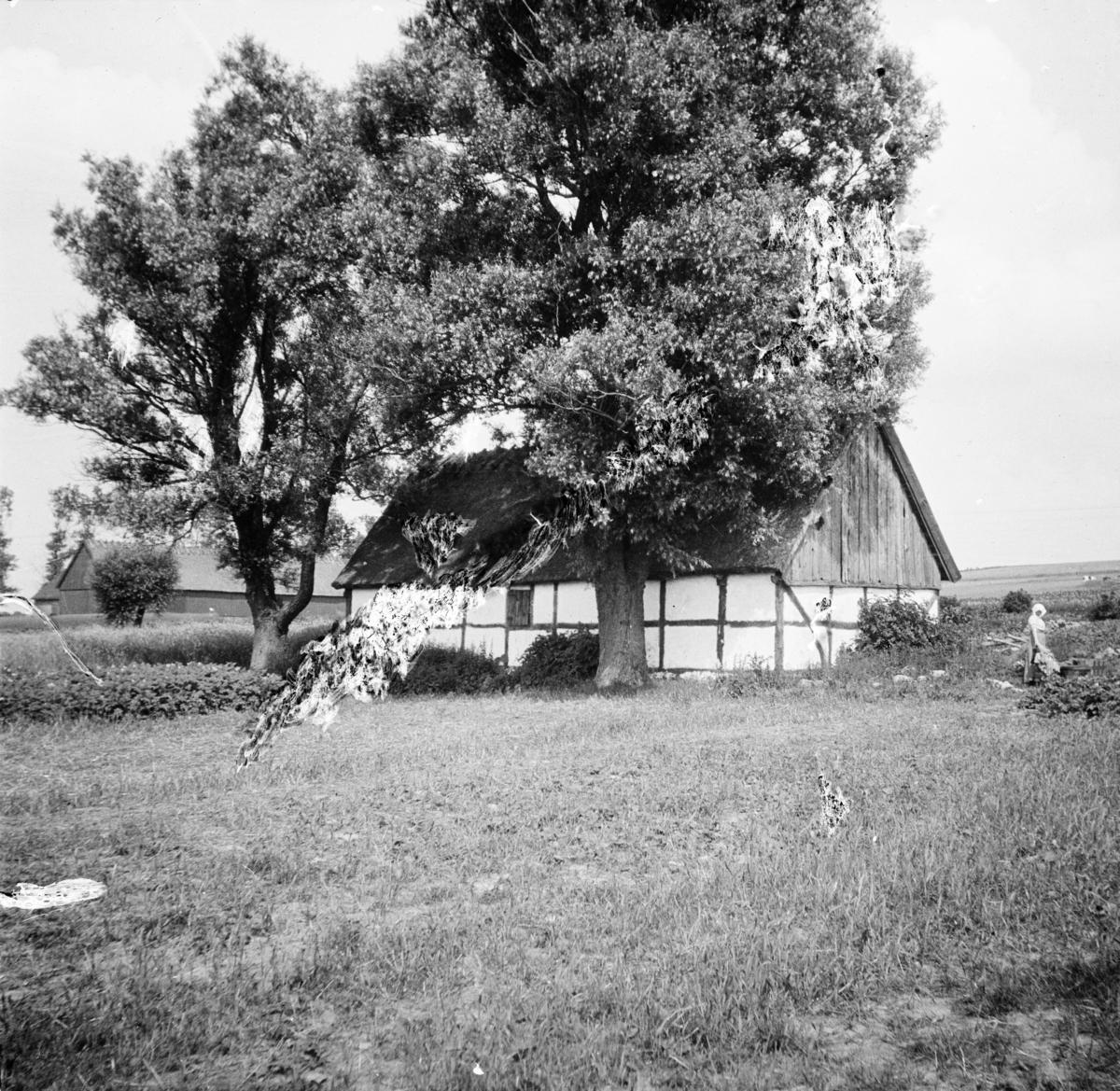 Glumslöv, Skåne Exteriör Svensk arkitektur: kyrkor, herrgårdar med ...