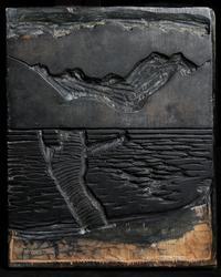 Vaarnatt og seljekall [Trykkplate]