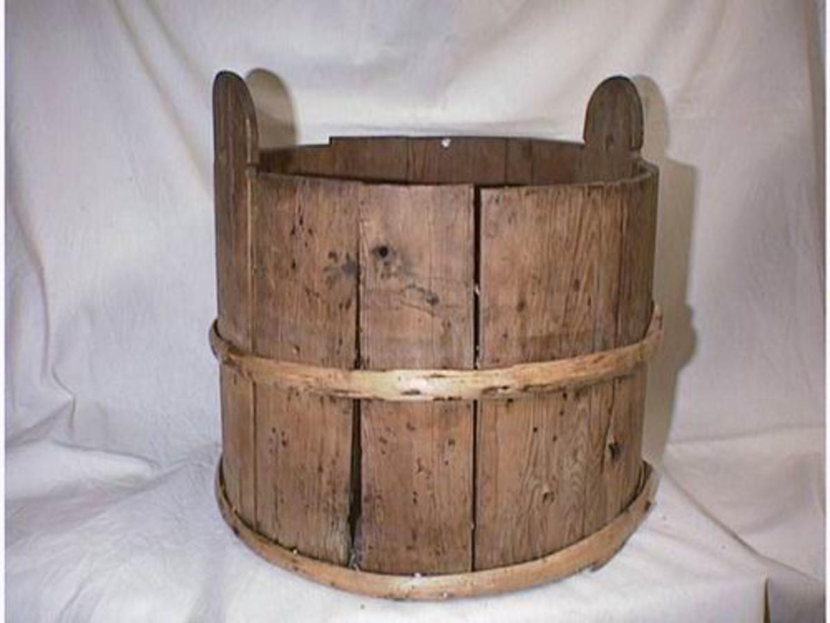 Form: sylinderisk
