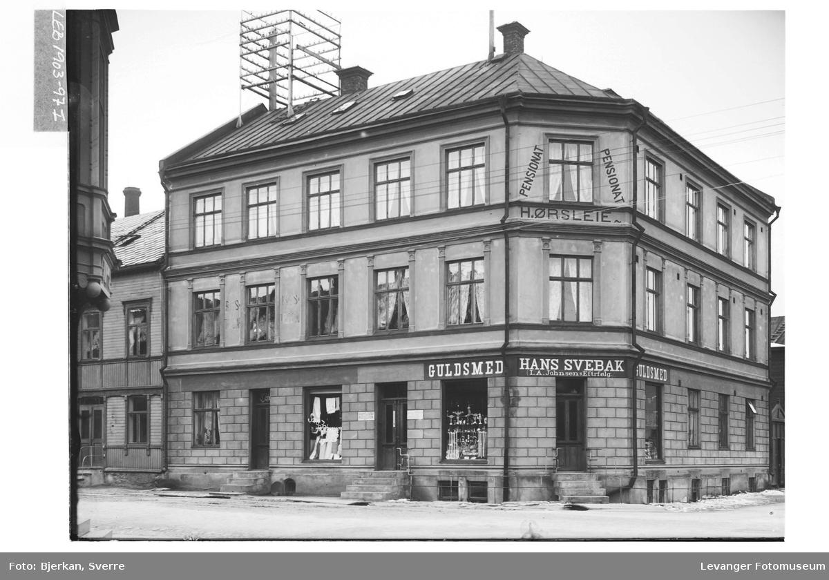 Svebakk-gården i Levanger