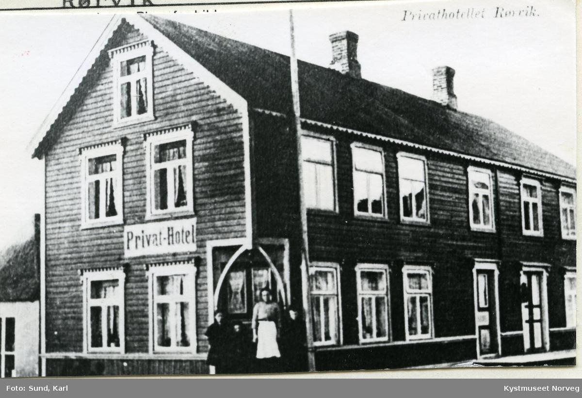 "Rørvik, ""Privathotellet"""