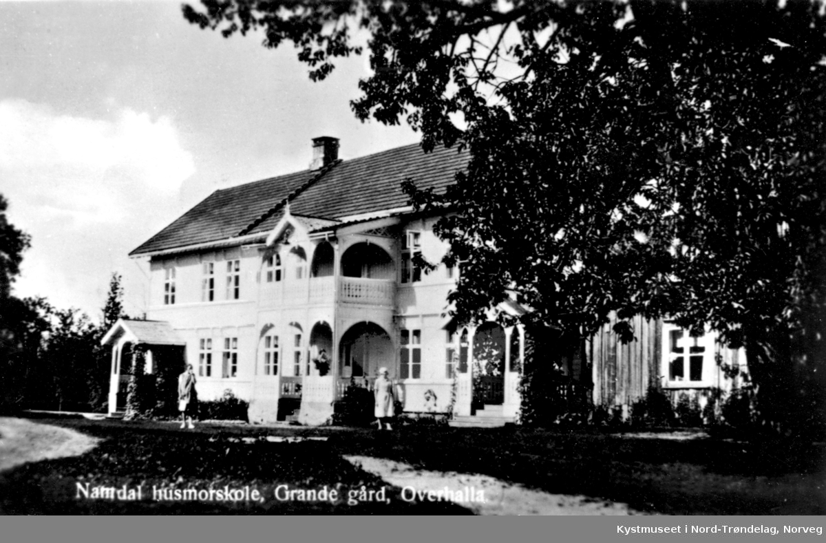 Namdal Husmorskole